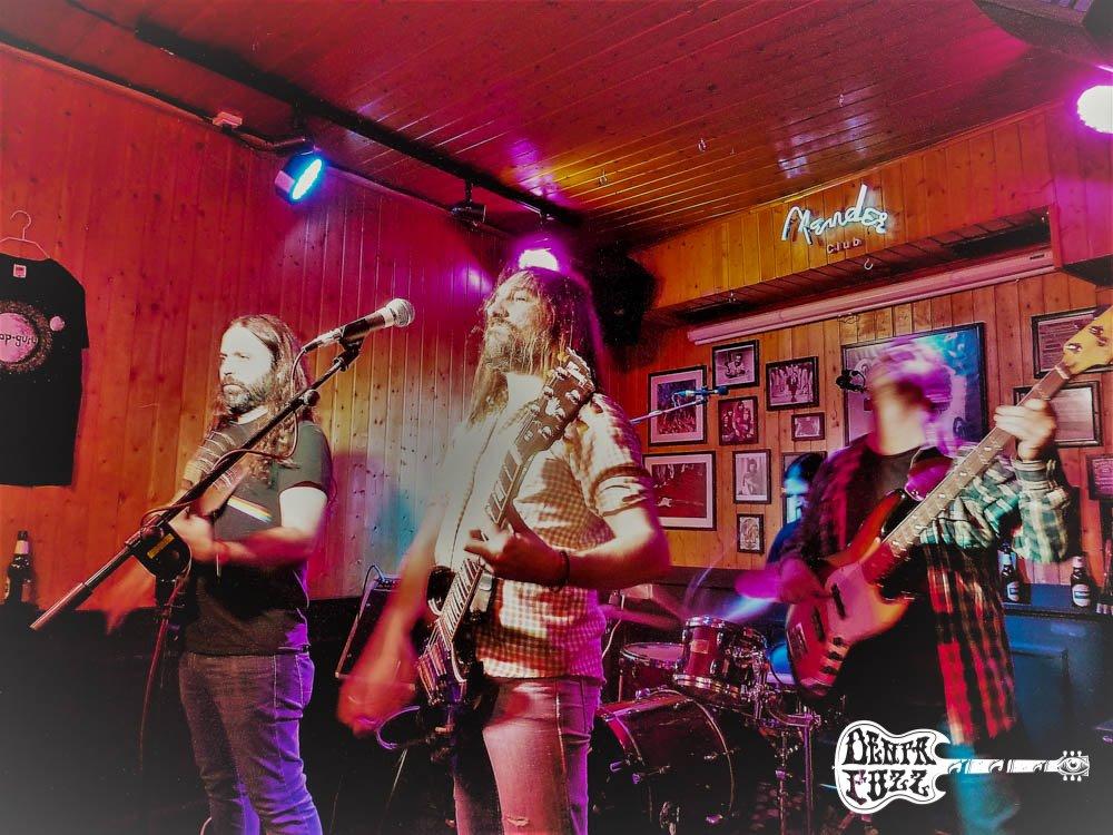 SLAP GURÚ en Fender Club(Getafe)