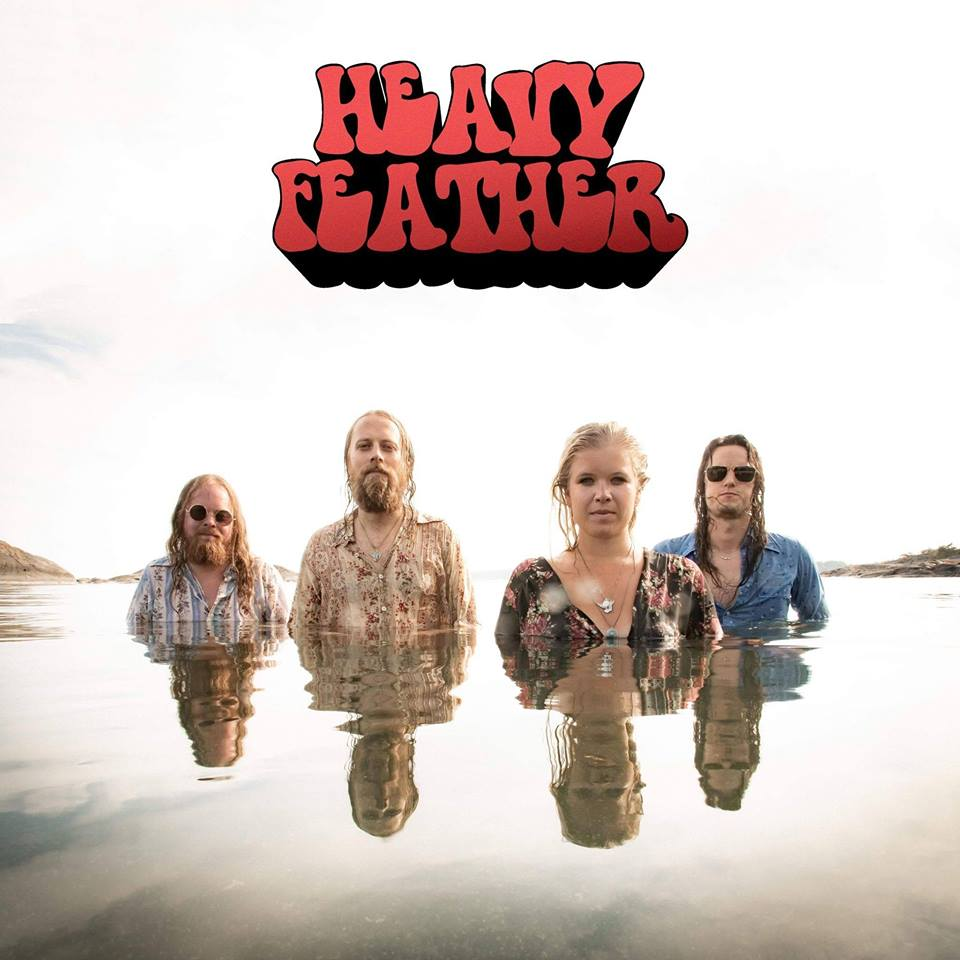 Interview HEAVY FEATHER