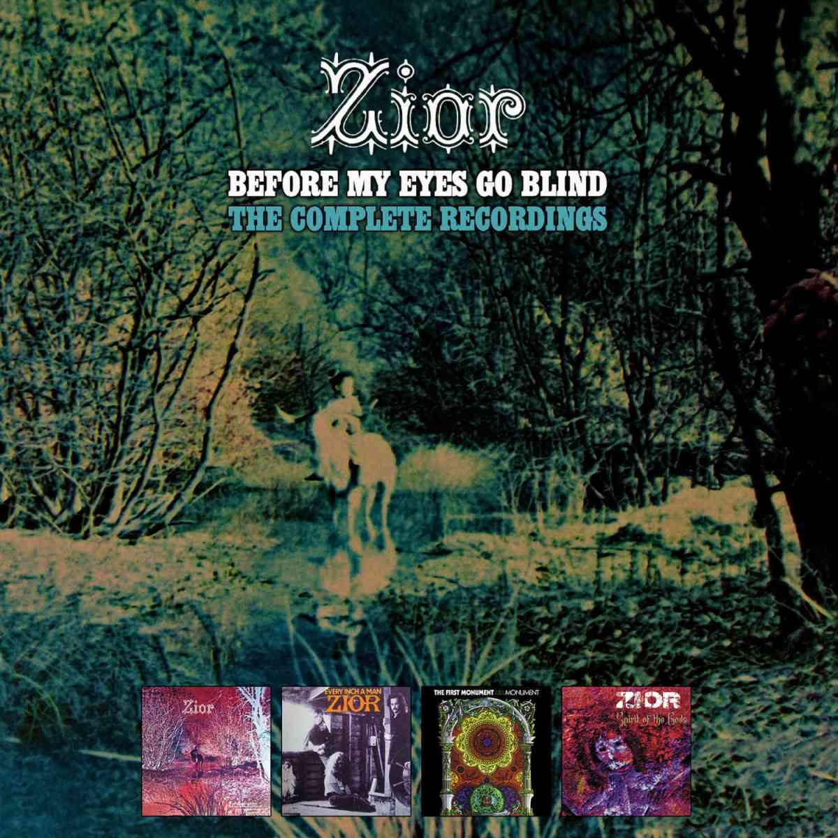 "Reseña.- ZIOR.- ""Before my eyes go blind ""(The complete recordings)"""