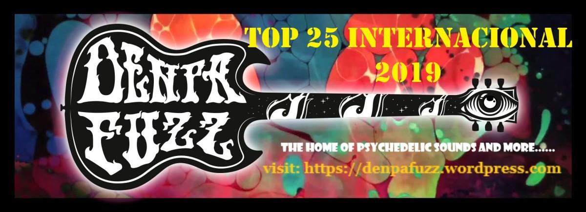 TOP 25 INTERNACIONAL2.019.