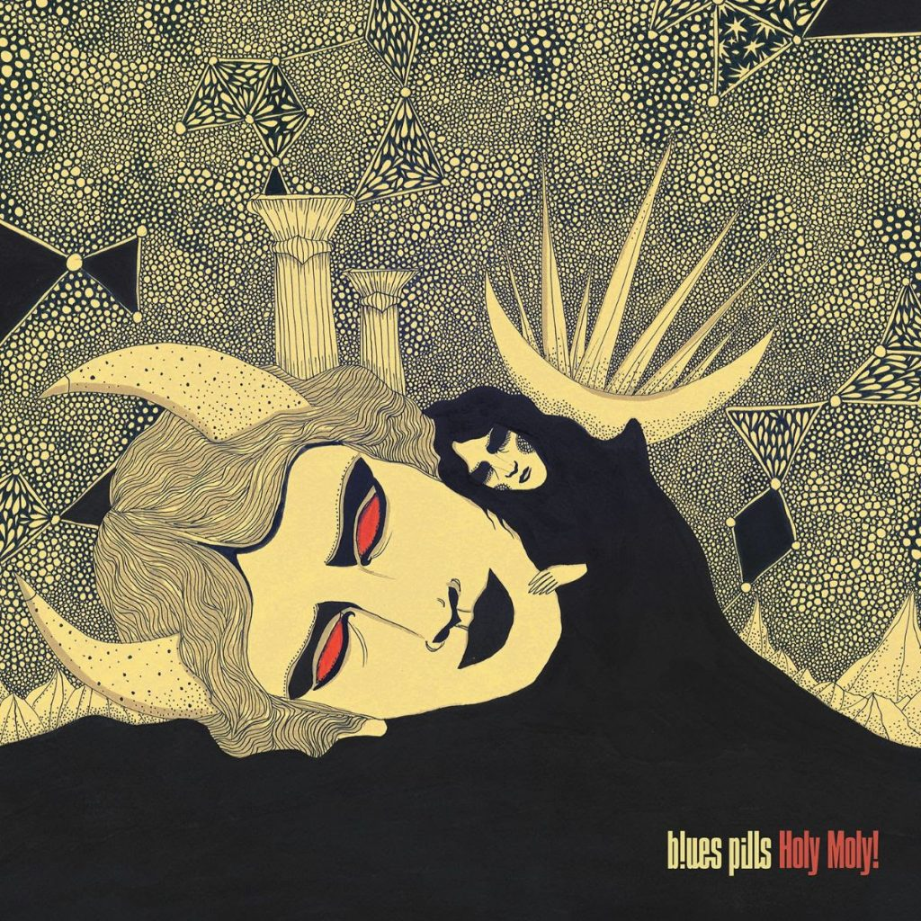 "Reseña: BLUES PILLS.- ""Holy Molly!!"""
