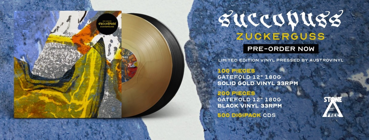 "Premiere & reseña: SUCCOPUSS.- ""Zuckerguss"" (español/english)"