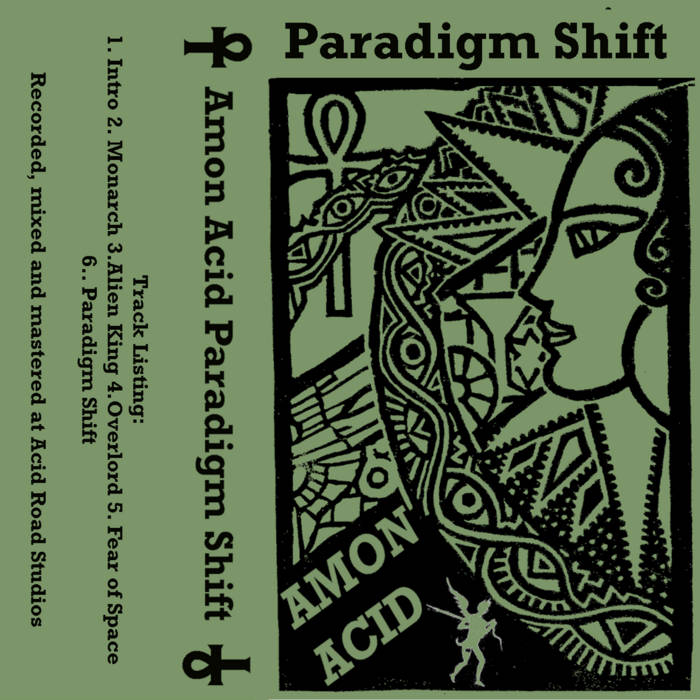 "Reseña: AMON ACID.- ""Paradigm Shift"""