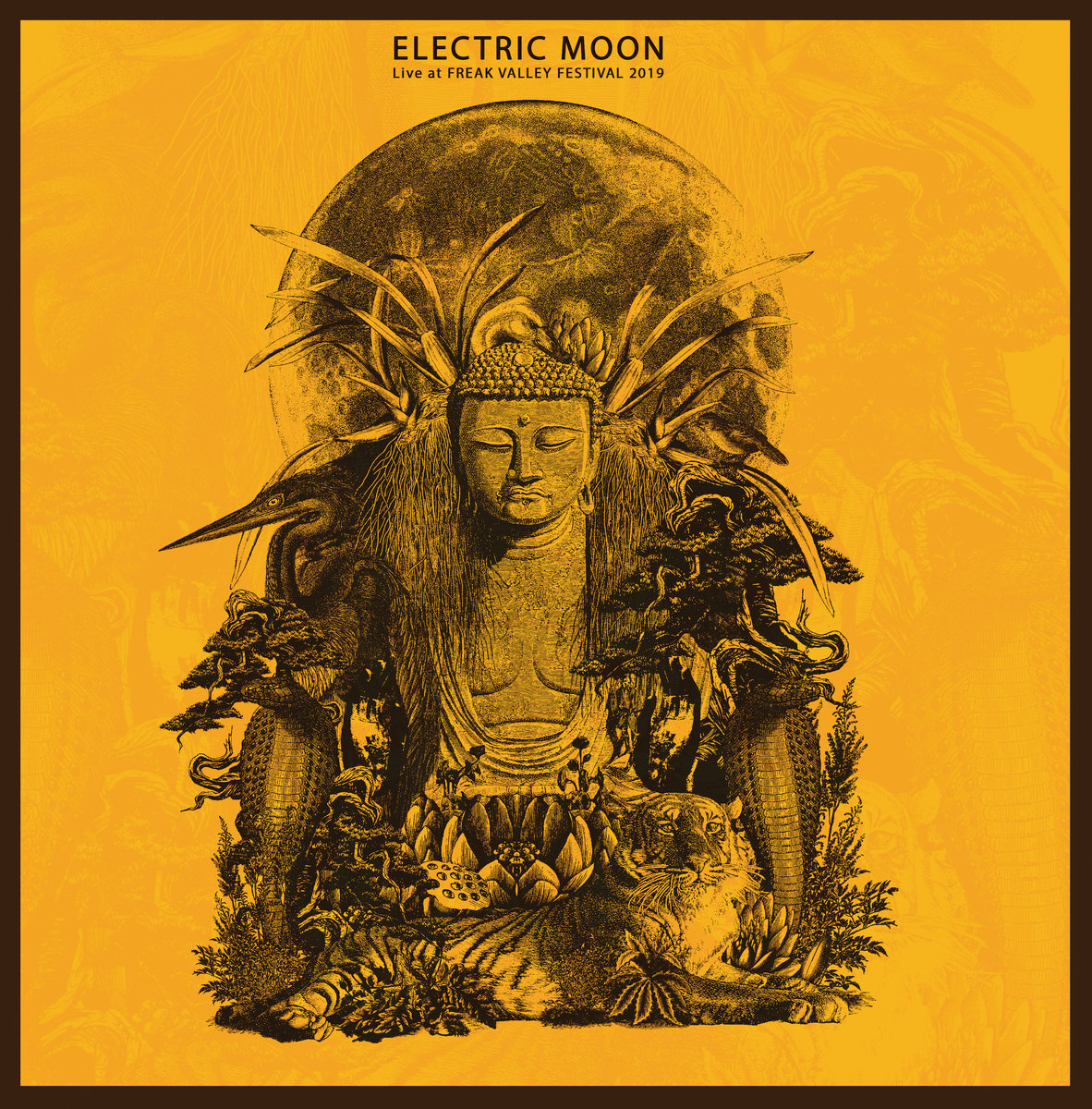 "Reseña: ELECTRIC MOON.- ""Live At Freak Valley Festival 2.019"""