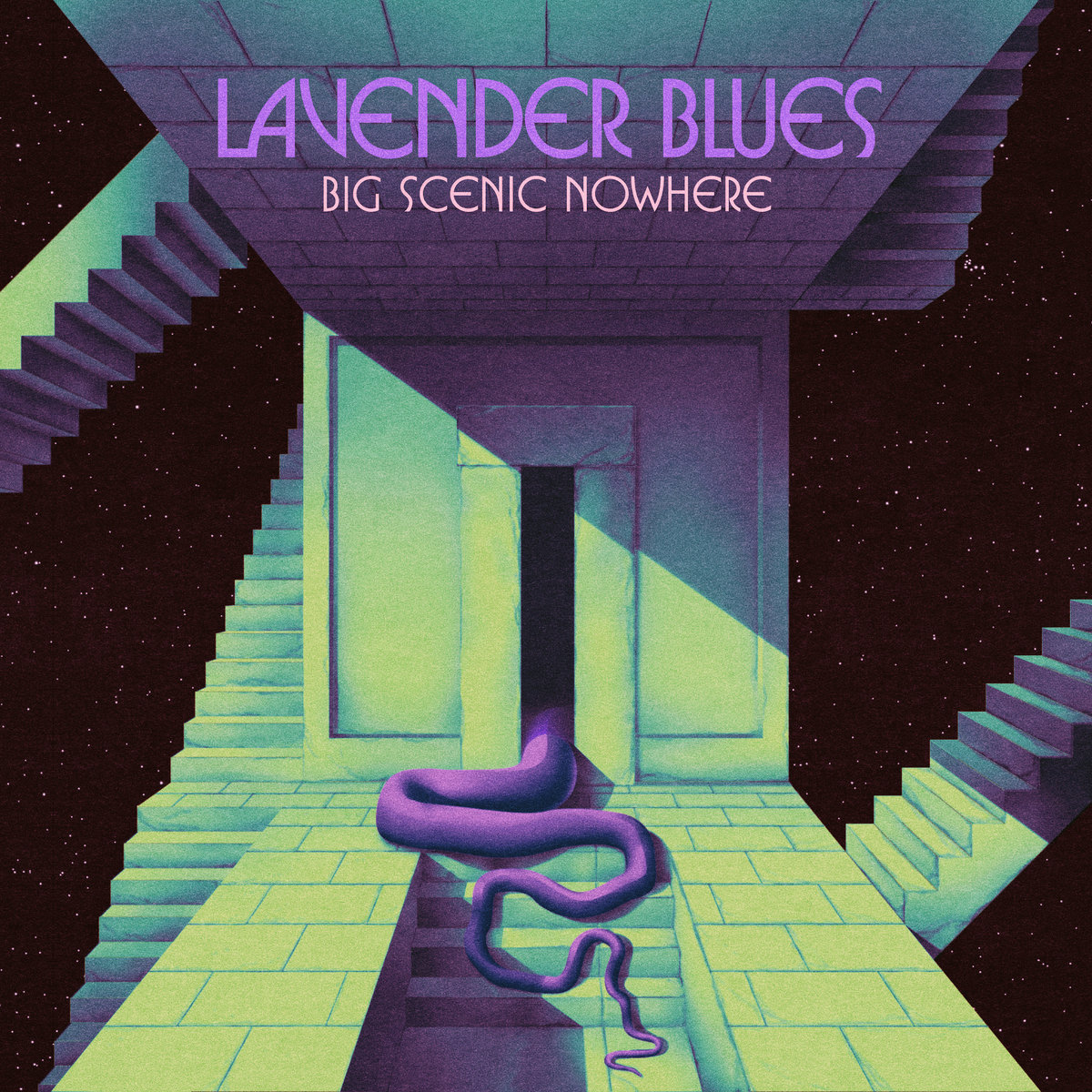 Reseña: BIG SCENIC NOWHERE.- 'Lavender blues'