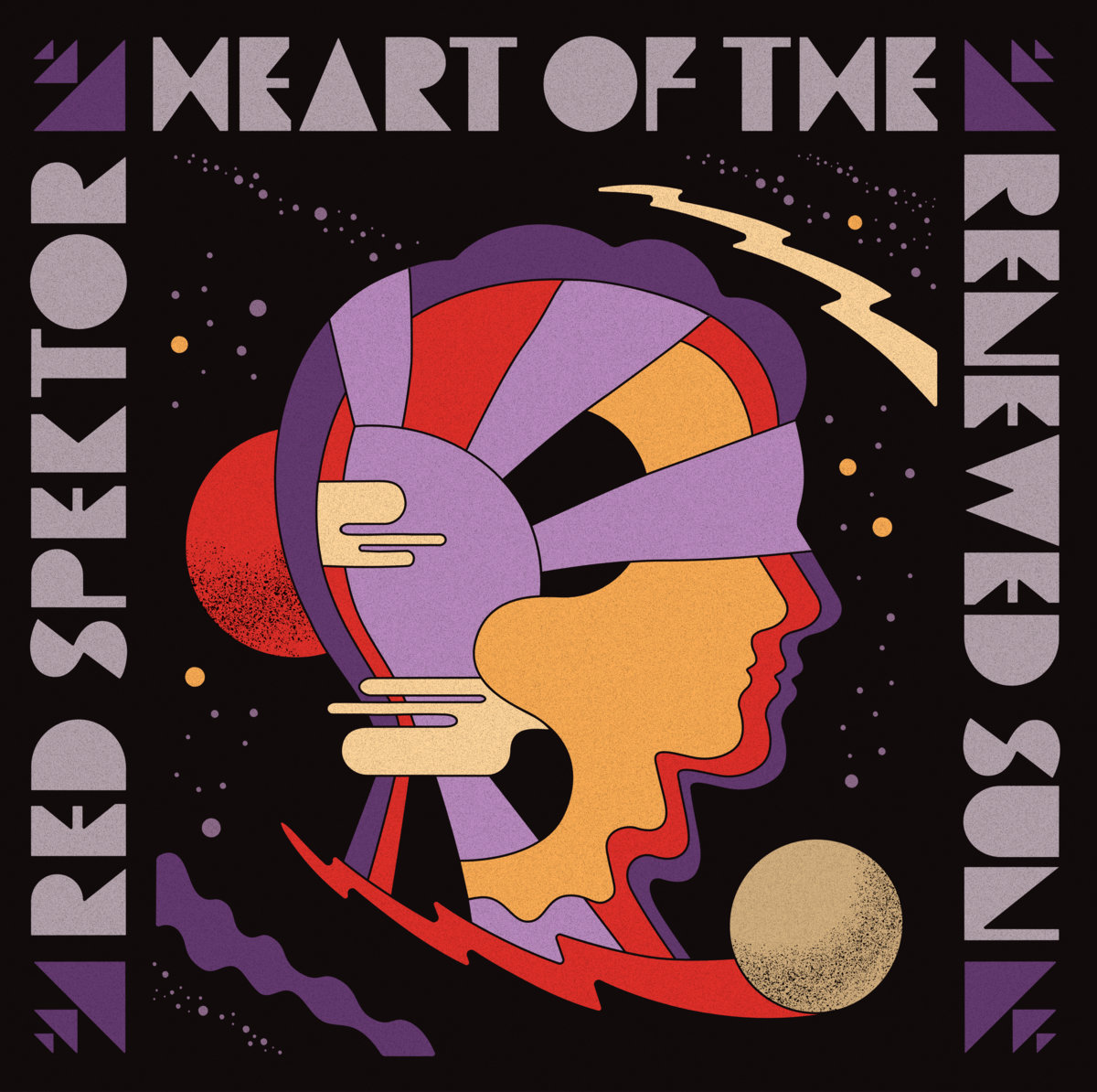 Reseña; RED SPEKTOR.- 'Heart of the Renewed Sun'