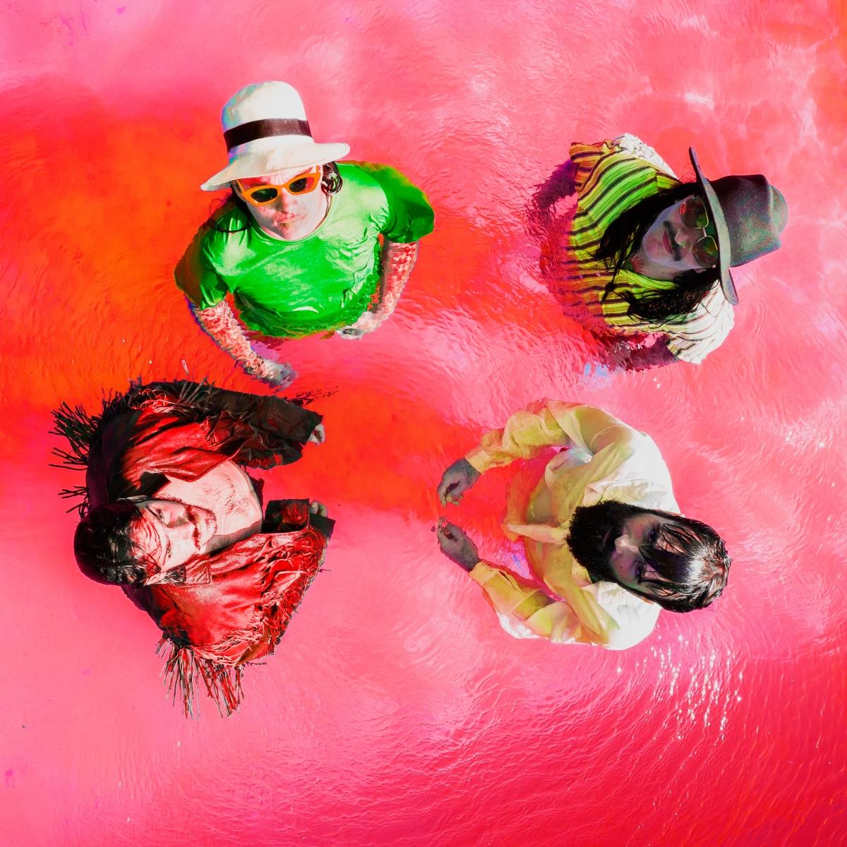"""Entrevista: ACID MESS. Su guitarra y cantante Mishi nos da todos los detalles de su nuevo álbum """"Sangre de otrosMundos"""""""