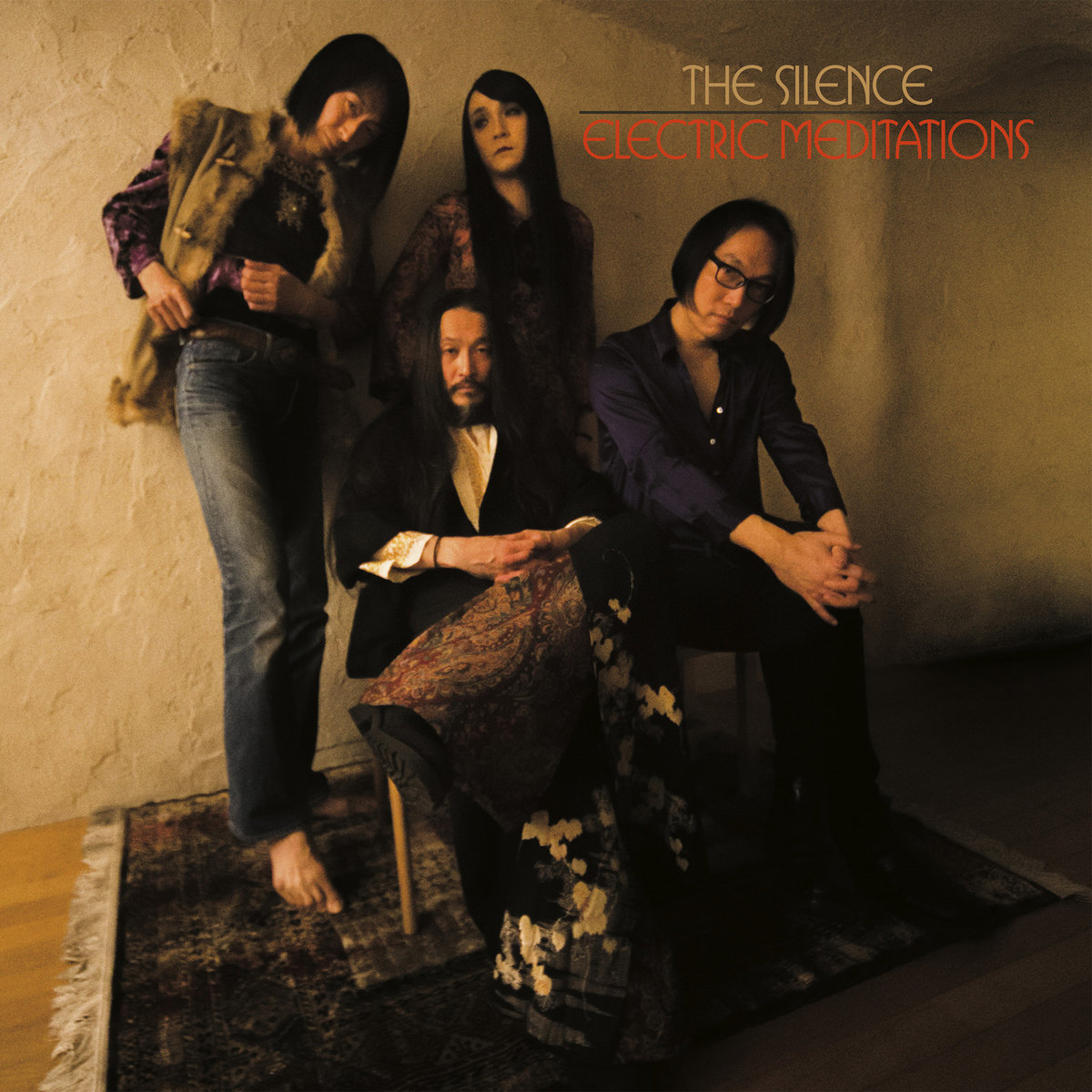 Reseña: THE SILENCE.- 'Electric Meditations'