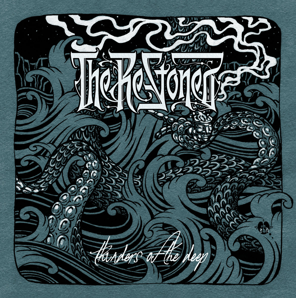 Reseña: THE RE-STONED.- 'Thunders of thedeep'