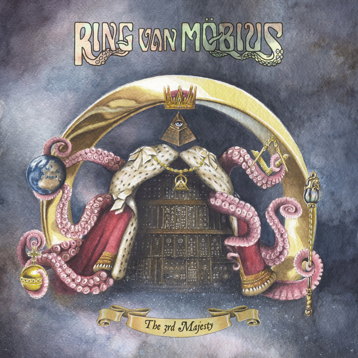 Reseña: RING VAN MÖBIUS .- 'The 3rd Majesty'