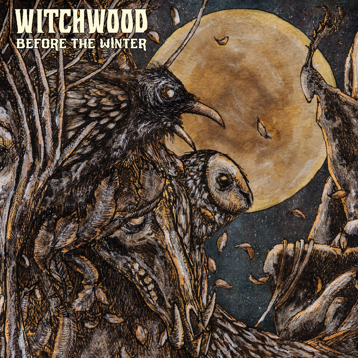 Reseña: WITCHWOOD.- 'Before the Winter'
