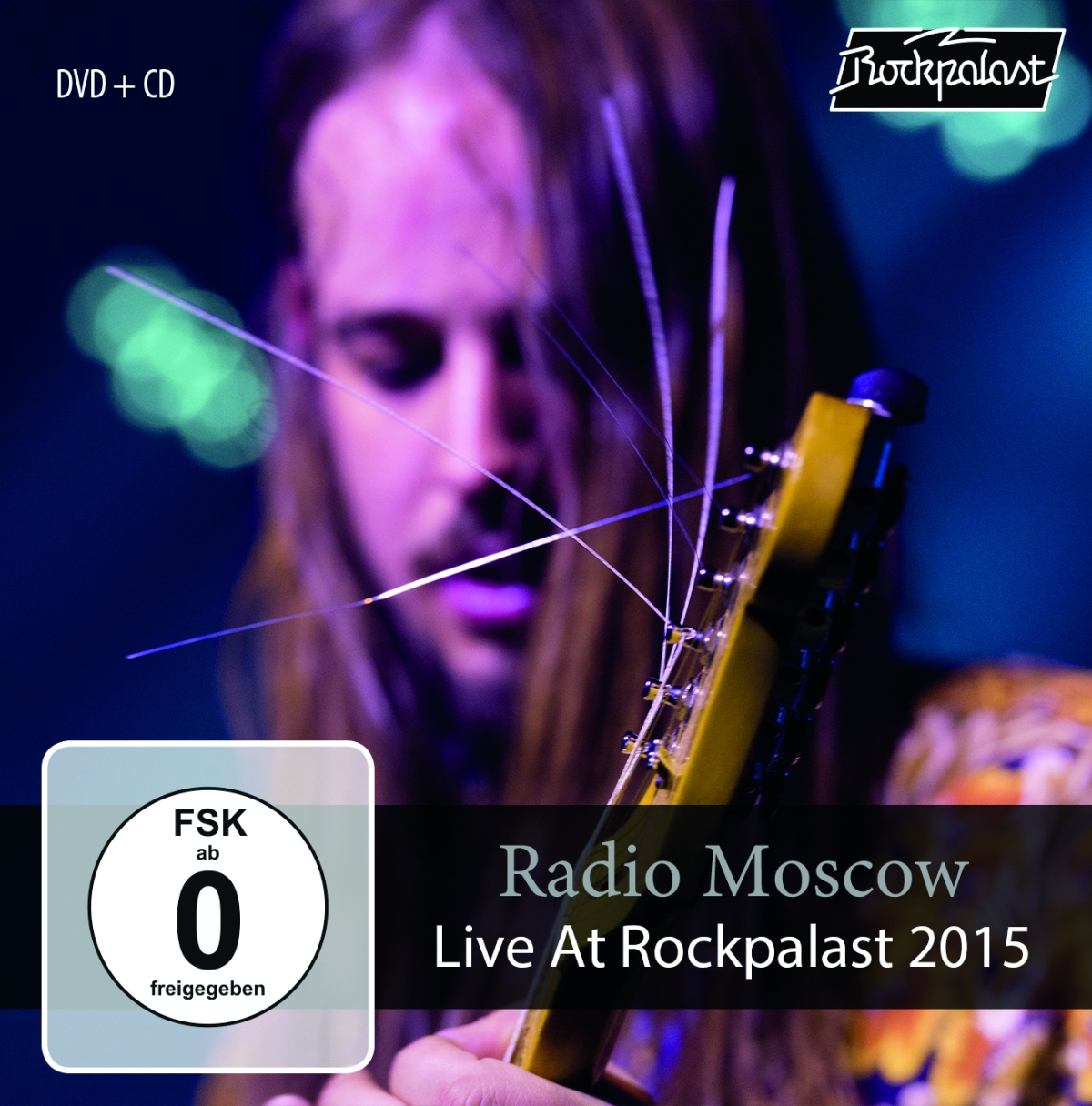 RADIO MOSCOW publica 'Crossroads Festival 2015' en 2CD +DVD vía MIGMusic