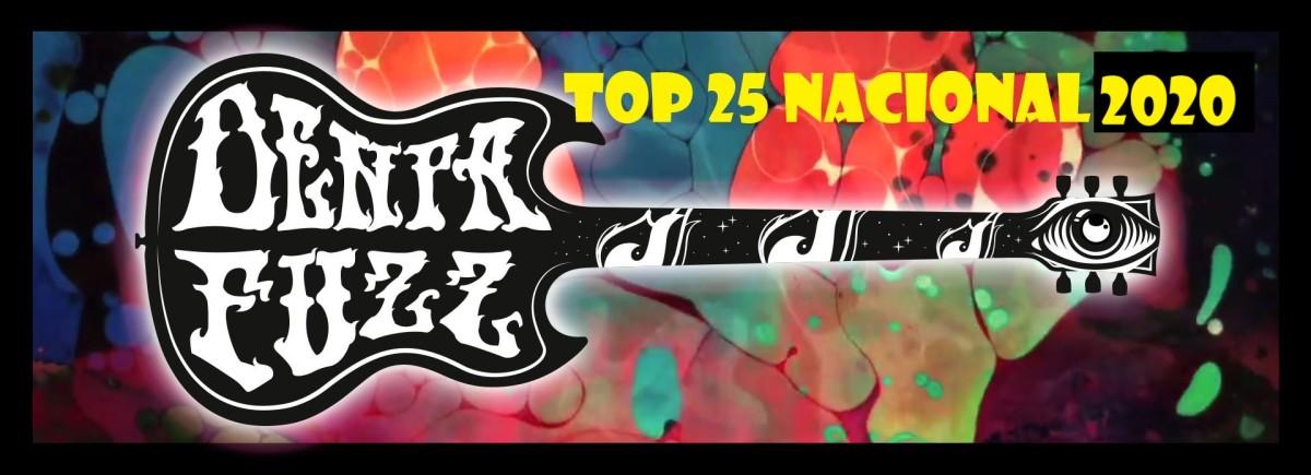 TOP 25 NACIONAL2020