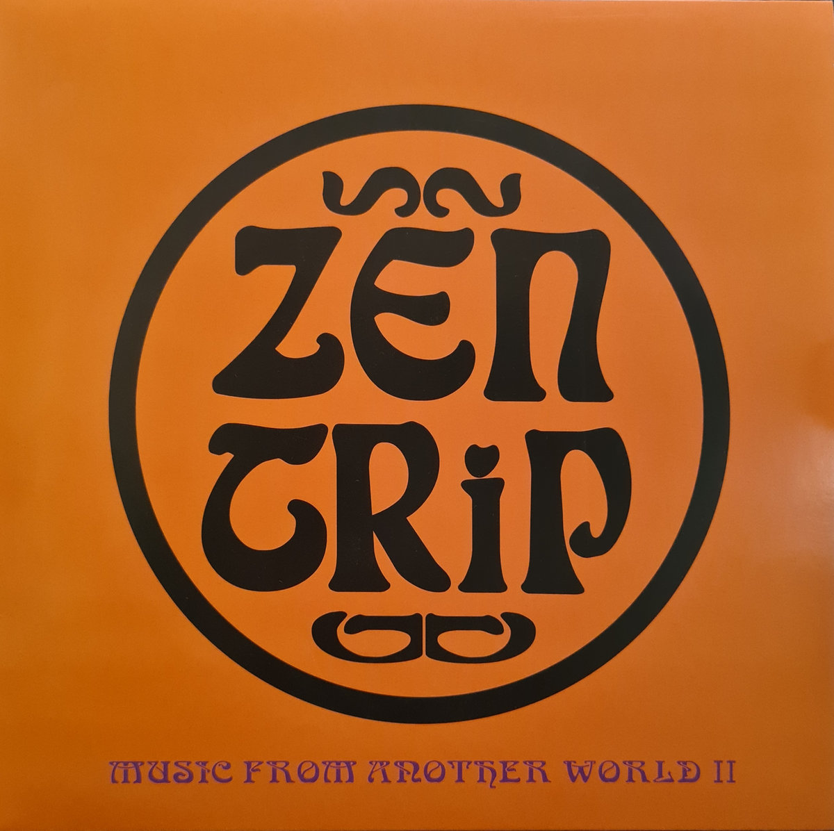 Reseña: ZEN TRIP.- 'Music From Another World I & II'