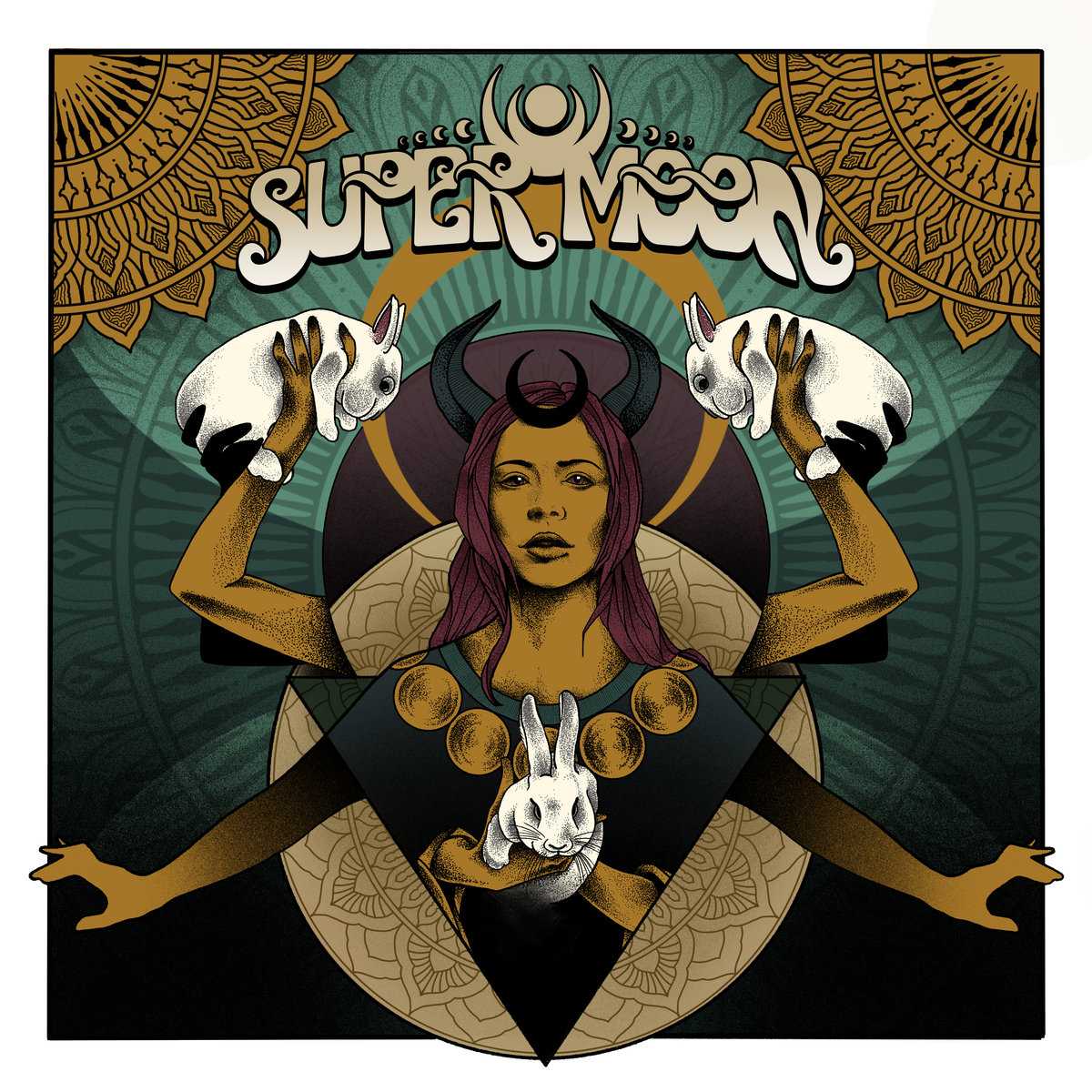 Reseña: SUPERMOON.- 'Supermoon'