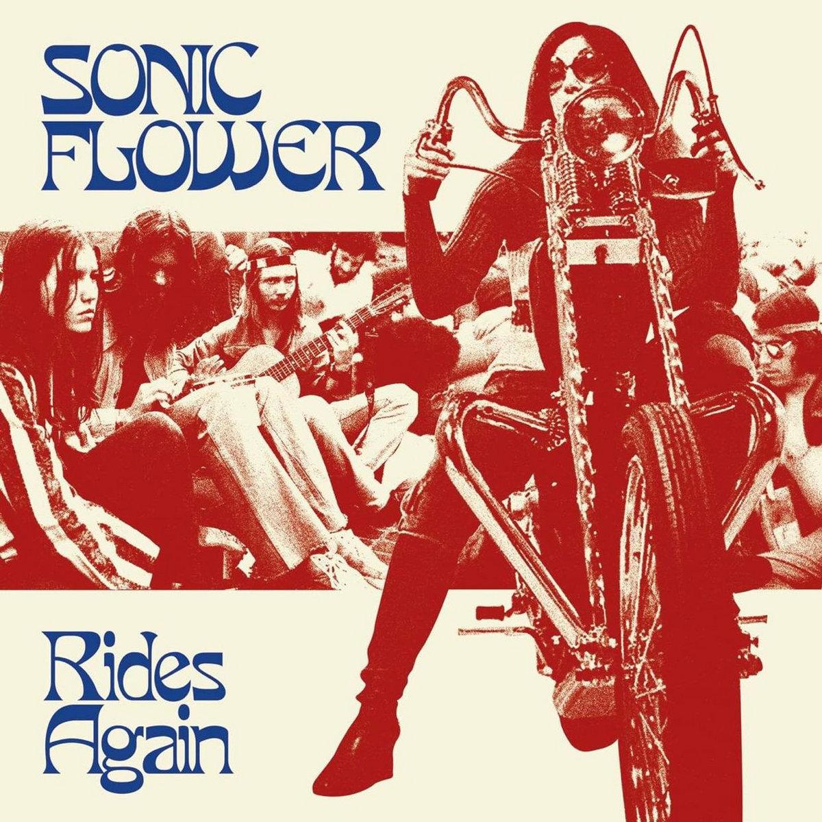 Reseña: SONIC FLOWER.- 'Ridesagain'