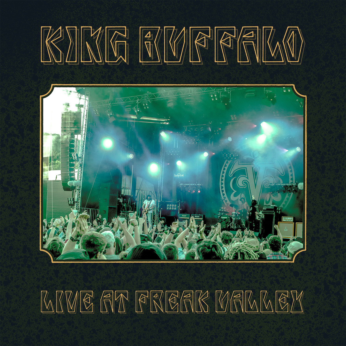 Reseña: KING BUFFALO.- 'Live at Freak Valley'