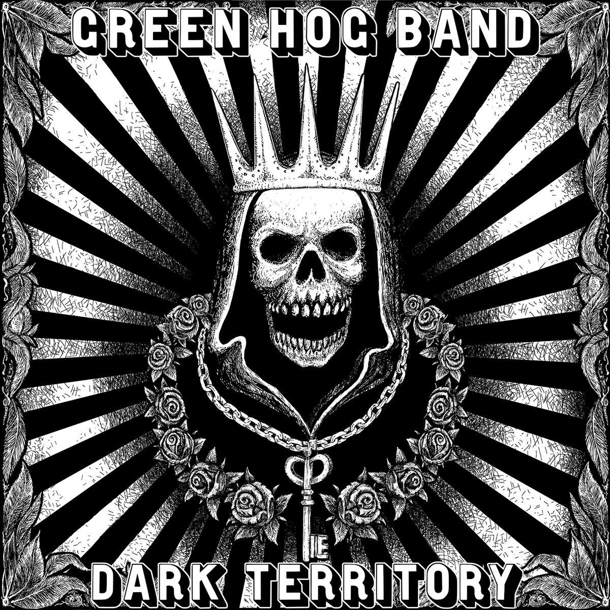 Reseña: GREEN HOG BAND.- 'Dark territory'