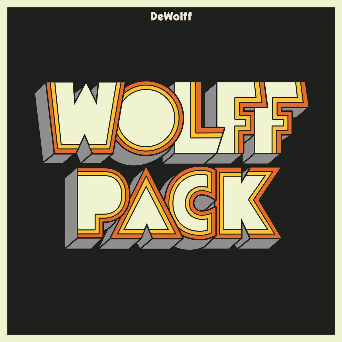 DEWOLFF.- Presentación en vivo de su nuevo álbum 'Wolffpack' .