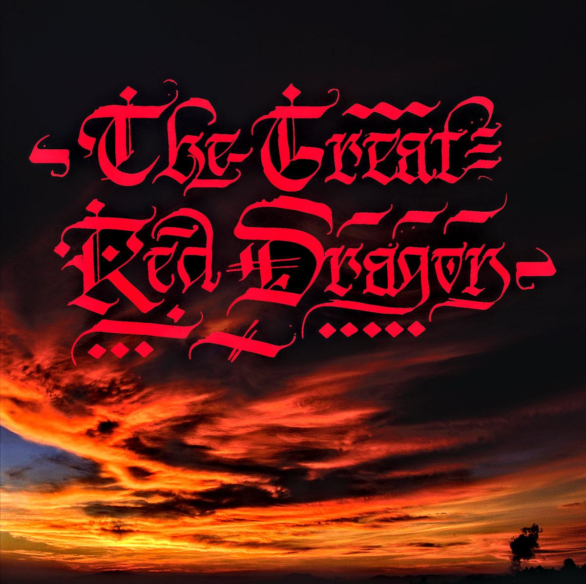 Álbum premiere y reseña: THE GREAT RED DRAGON.- 'The great reddragon'