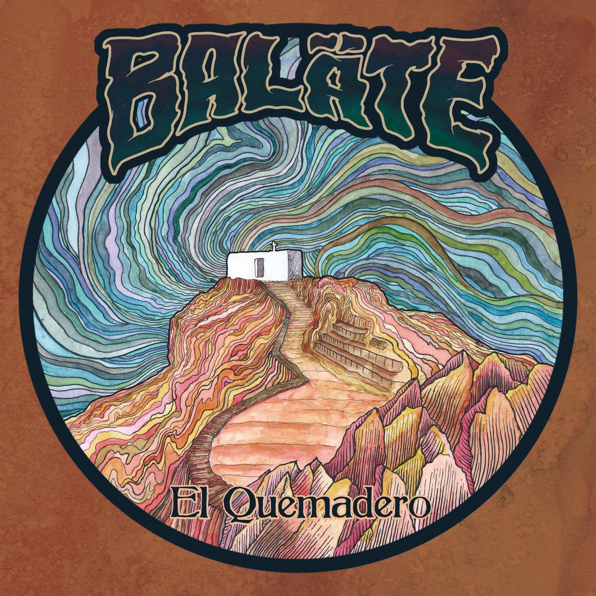 BALÄTE publica su debut 'El Quemadero'
