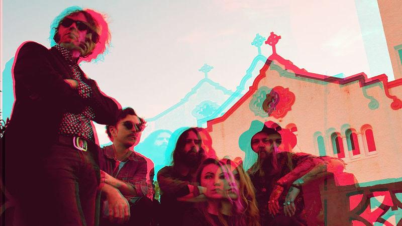 SACRED SHRINES liberan el video 'Trail To Find' adelanto de su álbum 'Enter thewoods'