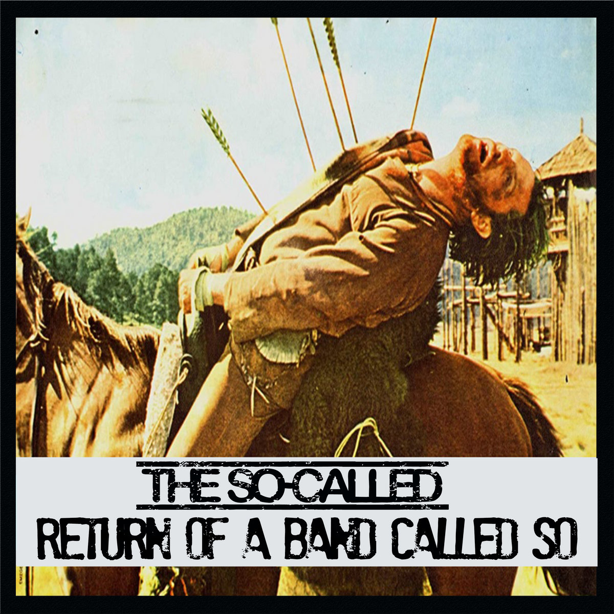 Reseña: THE SO-CALLED.- 'Return Of A Band CalledSo