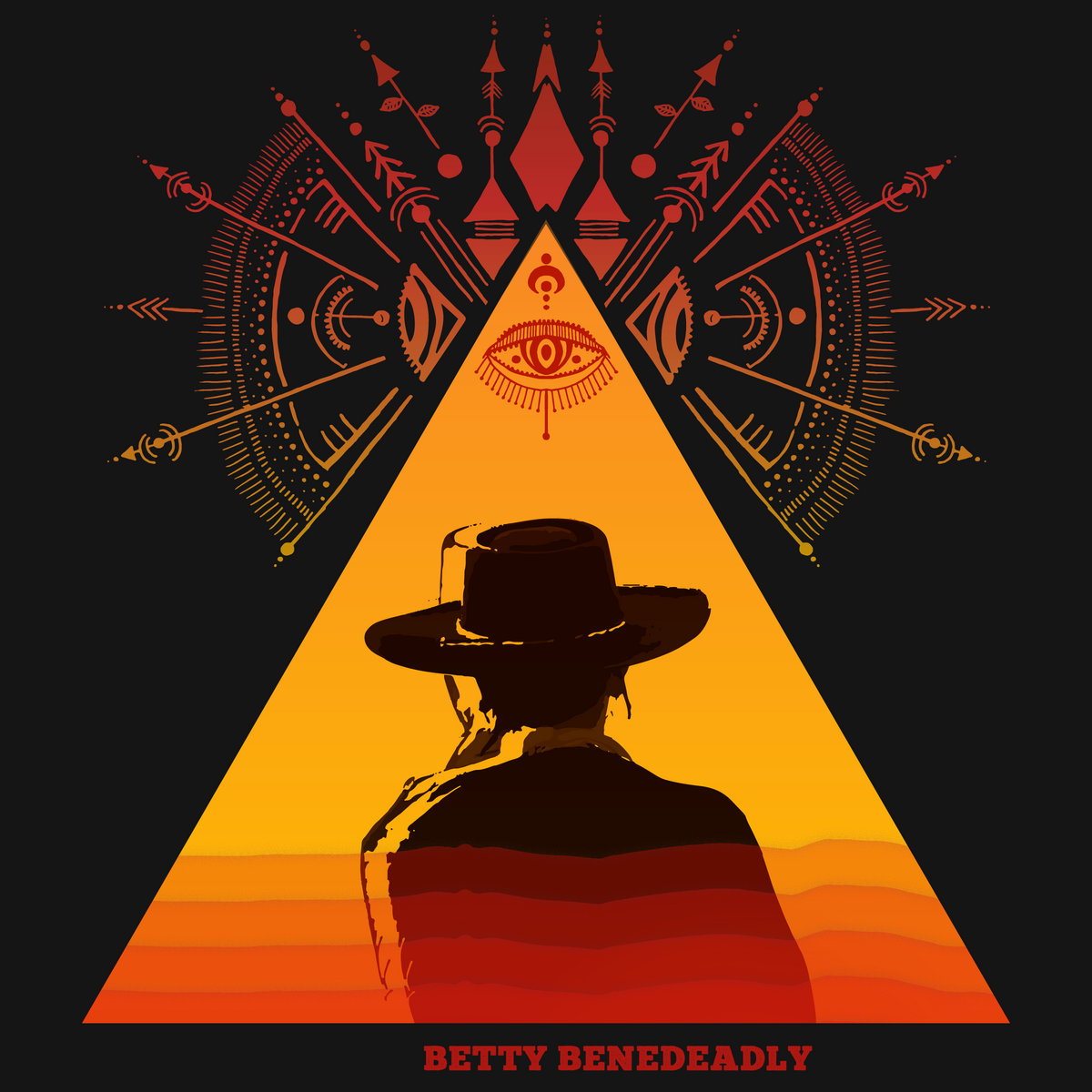 Reseña: BETTY BENEDEADLY.-'From theMesa'