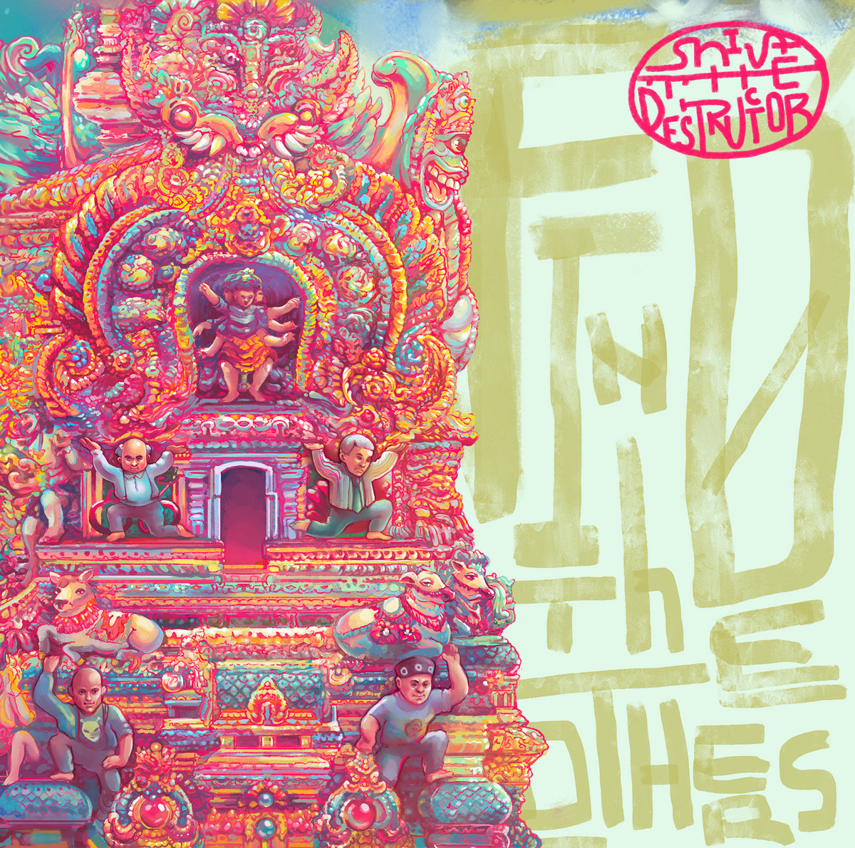 Reseña: SHIVA THE DESTRUCTOR.- 'Find the others'