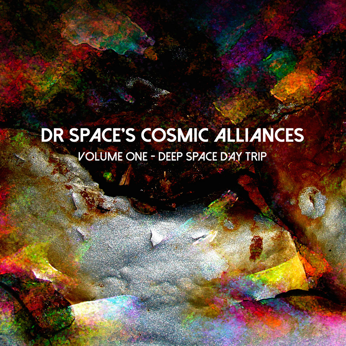 Reseña: DR. SPACE.- 'Dr Space's Cosmic Alliances' (Vol. One-Deep Space Day Trip)