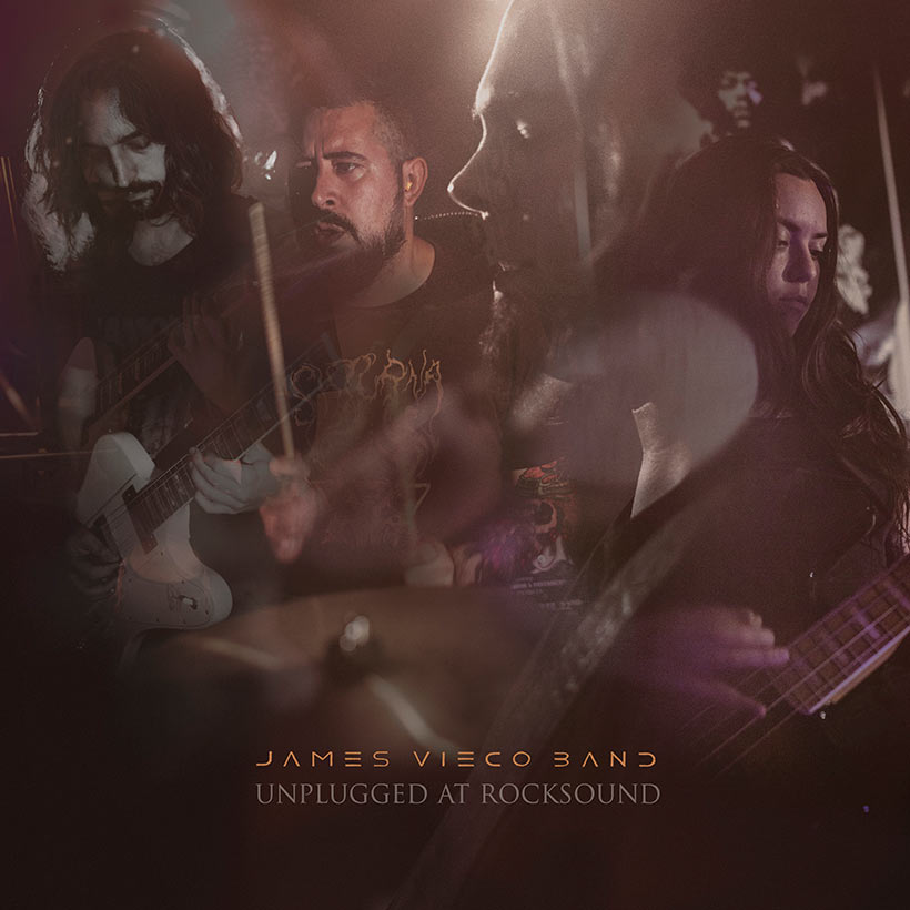JAMES VIECO libera 'Imbecile', primer single de 'Unplugged at Rocksound'