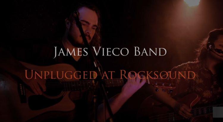 JAMES VIECO nos muestra Imbecile (Unplugged atRocksound)