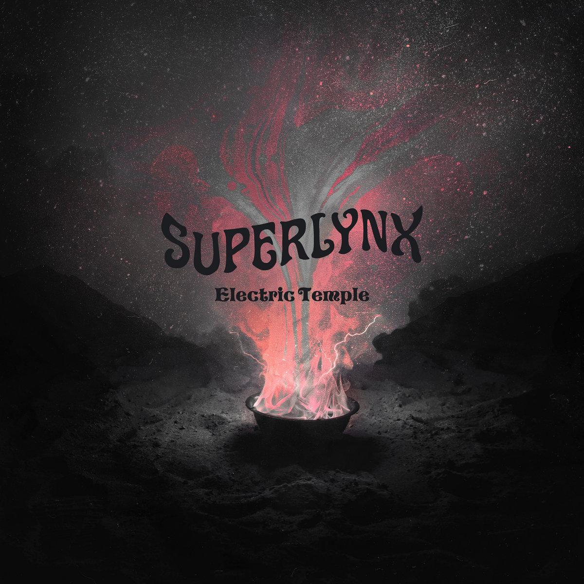 Reseña: SUPERLYNX.- 'ElectricTemple'