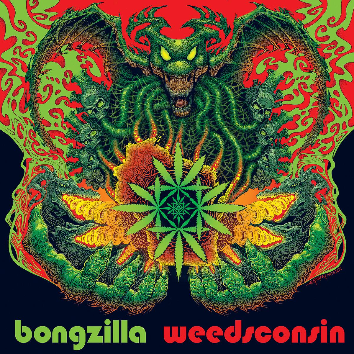 Reseña: BONGZILLA.- 'Weedsconsin'