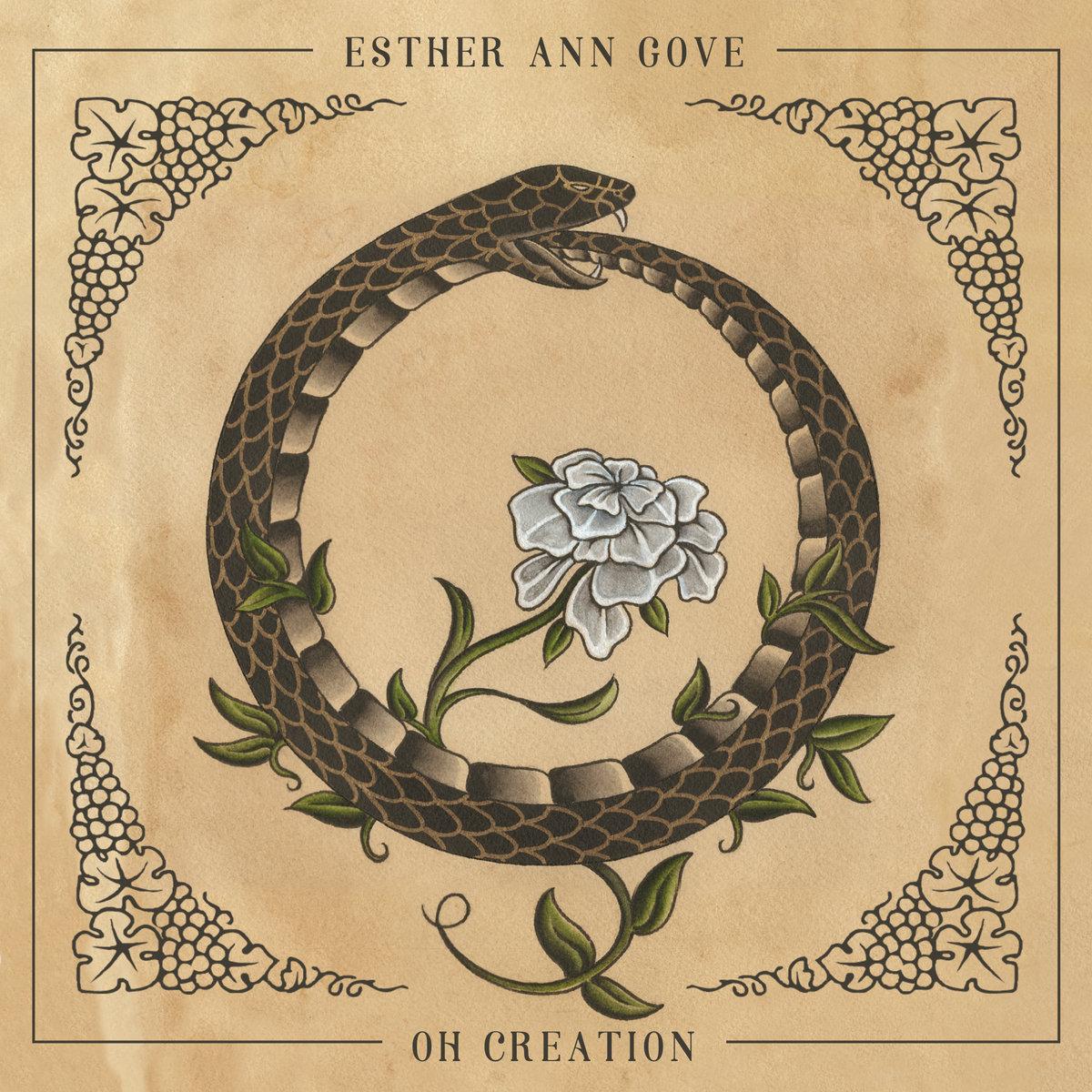 Reseña: ESTHER ANN GOVE.- 'OhCreation'