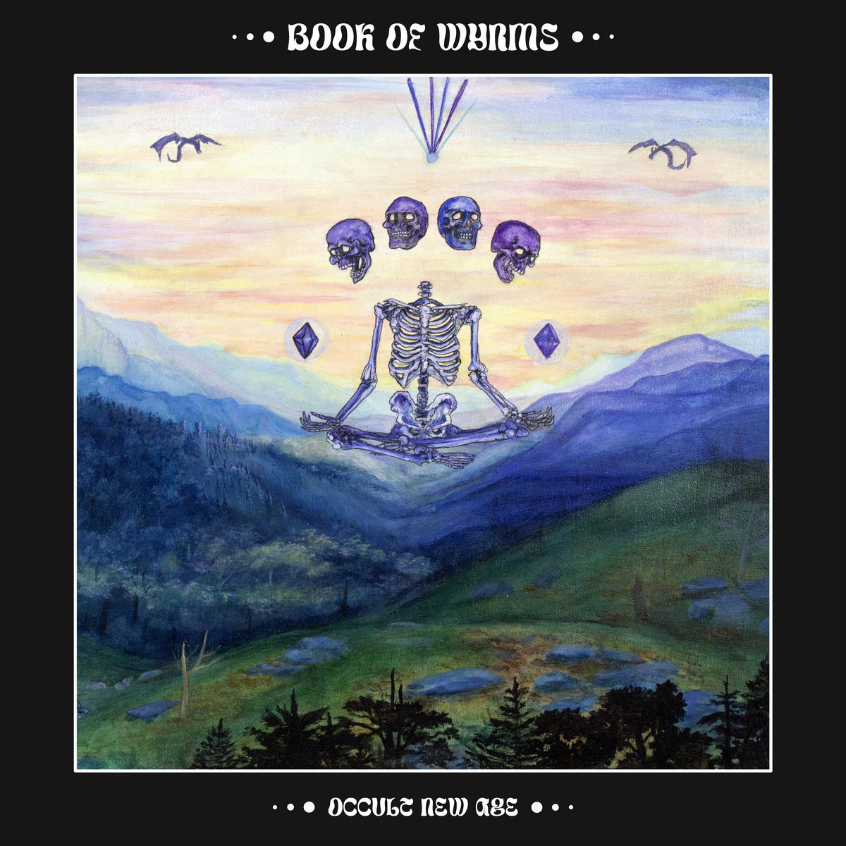 Reseña: BOOK OF WYRMS.- 'Occult NewAge'