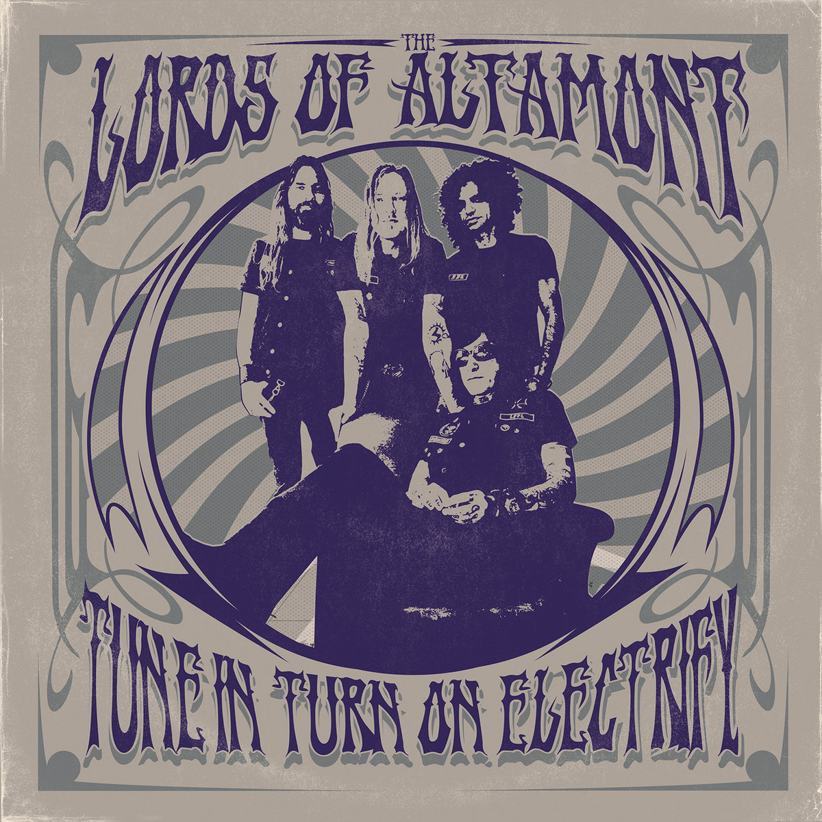 "LORDS OF ALTAMONT anuncian nuevo álbum y publican su single ""Living With The Squares"""