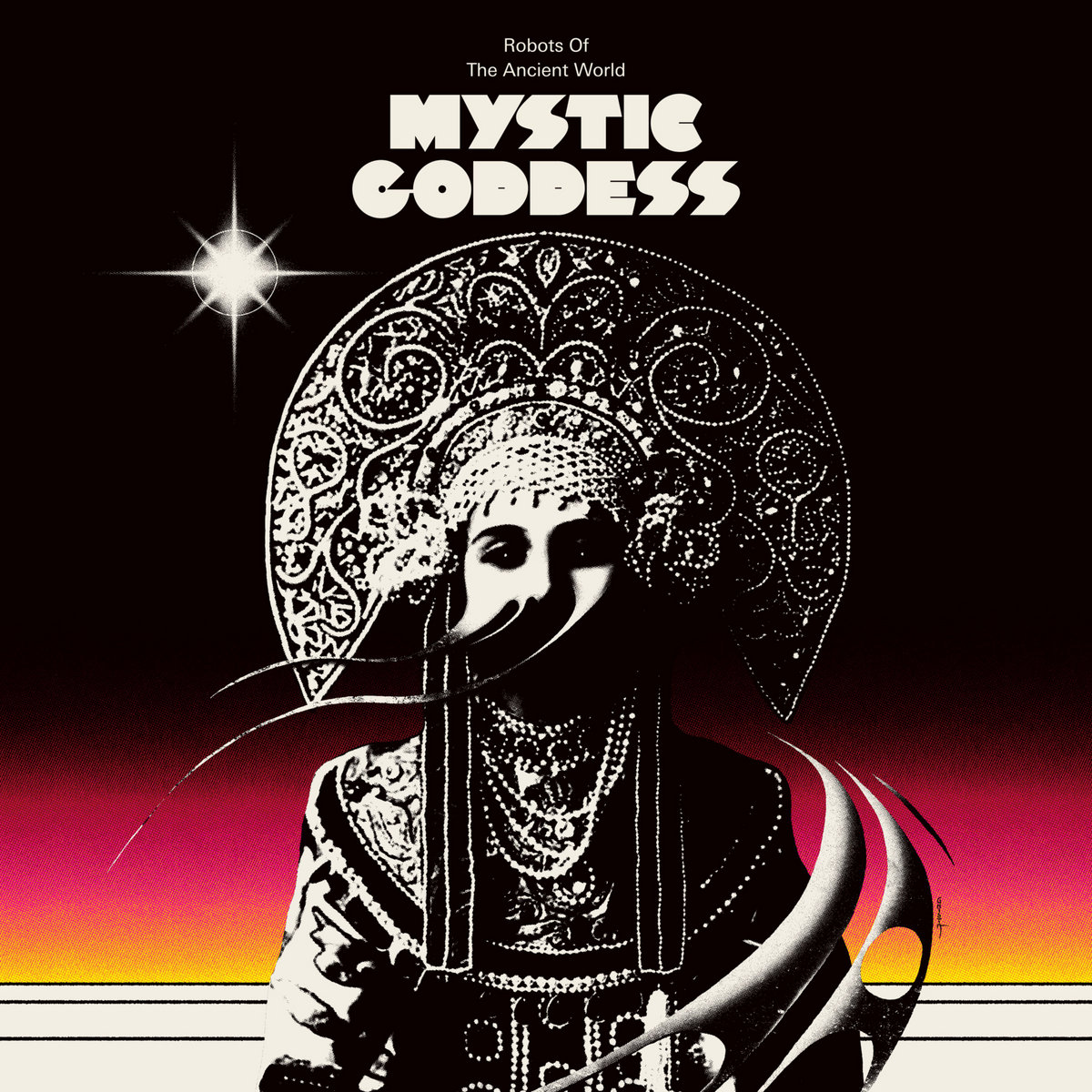 Reseña: ROBOTS OF THE ANCIENT WORLD.-'Mystic Goddes