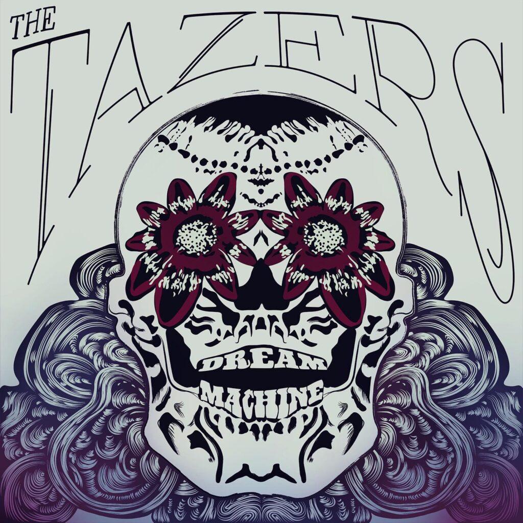 Reseña: THE TAZERS.- 'Dream MachineEP'