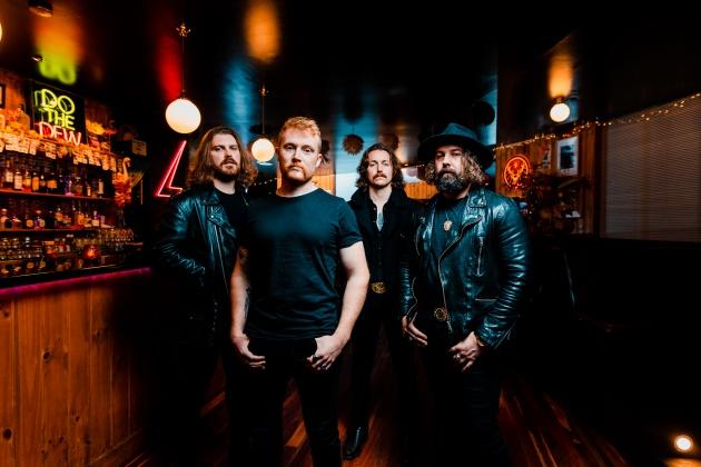 THE UGLY KINGS anuncian los detalles de su nuevo álbum y liberan el video de 'Technodrone'