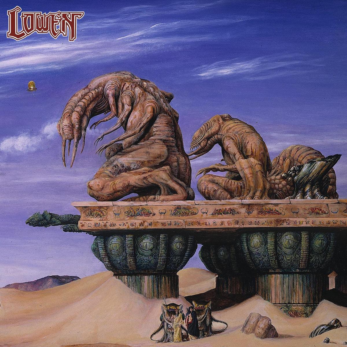 Reseña: LOWEN.- 'Unceasing Lamentations'