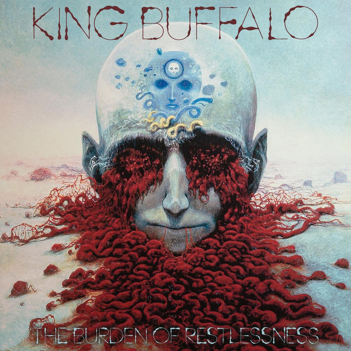 Reseña: KING BUFFALO.- 'The Burden of Restlessness'