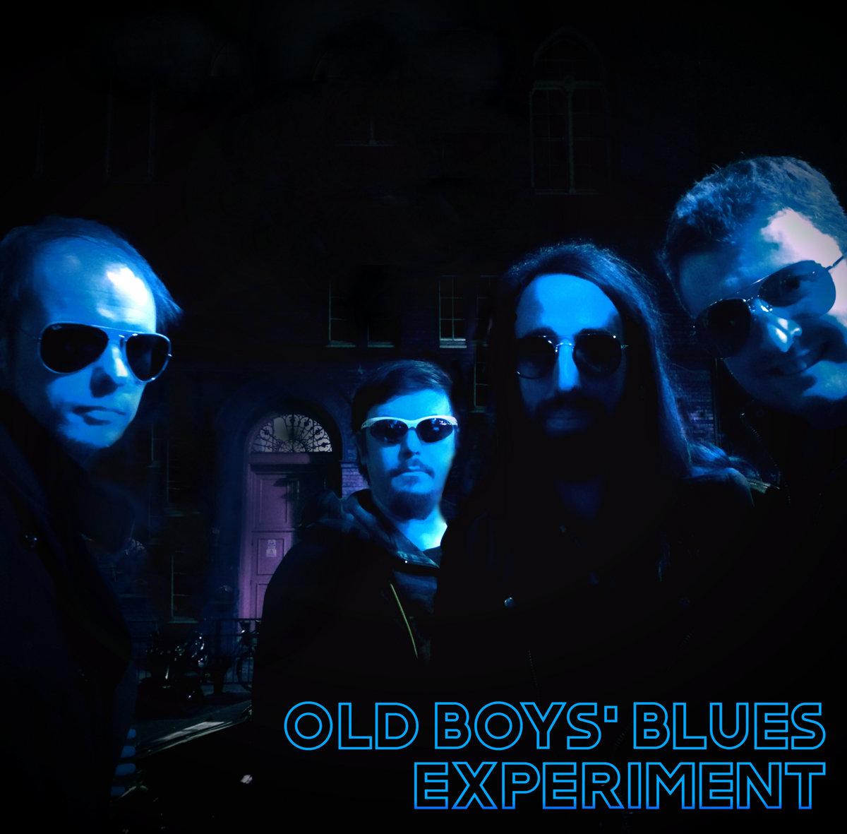 Reseña: OLD BOYS' BLUES EXPERIMENT.- 'Old Boys' Blues Experiment'