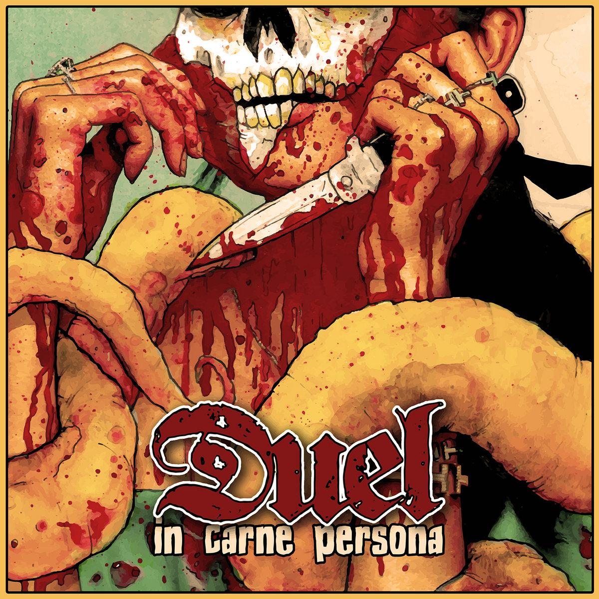 DUEL regresan con su nuevo álbum 'IN CARNE PERSONA' y liberan su single 'Children Of TheFire'