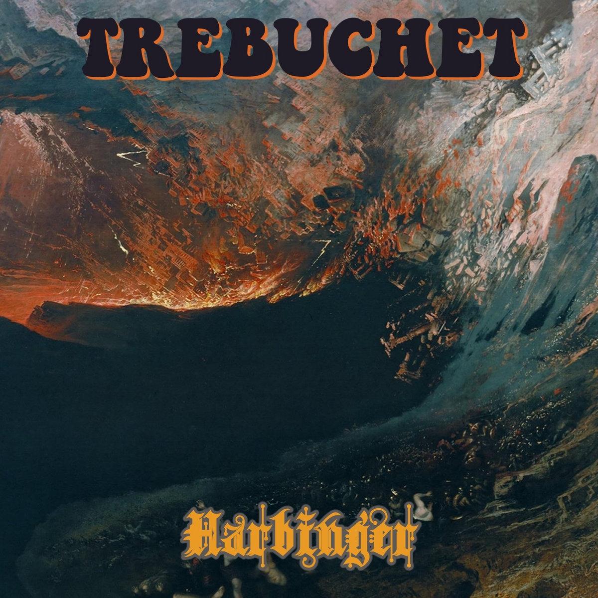 Reseña: TREBUCHET.- 'Harbinger'