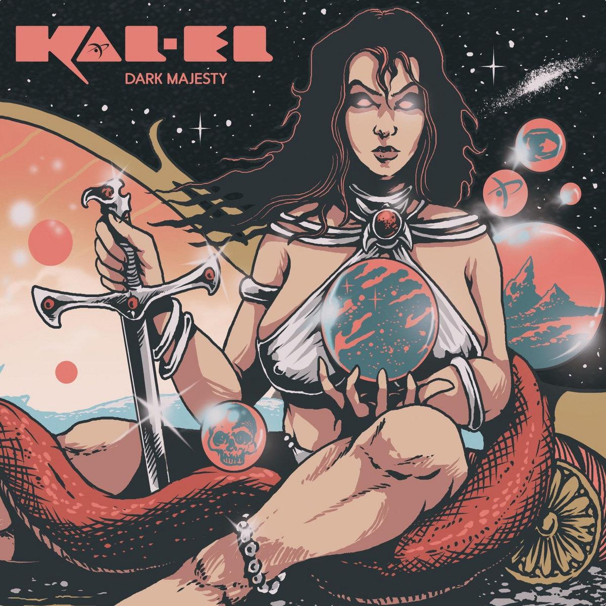 Reseña: KAL-EL.- 'DarkMajesty'