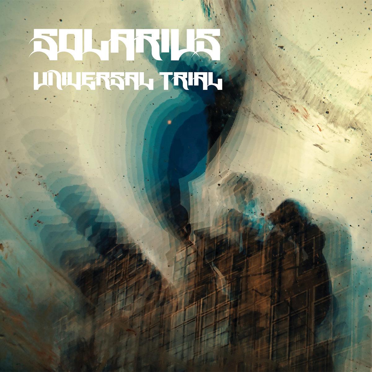 Reseña: SOLARIUS.- 'Universal trial'