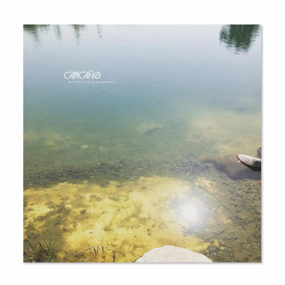 Reseña: CARCAÑO.- 'By Order of the GreenGoddess'