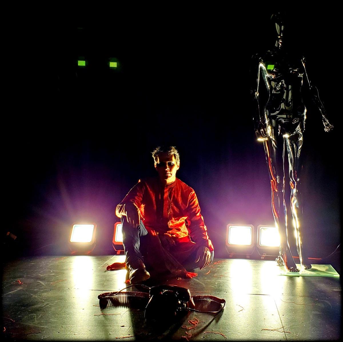 STOCKHAUSEN & THE AMPLIFIED RIOT liberan su video 'Animal Night Train' adelanto de su Epdebut