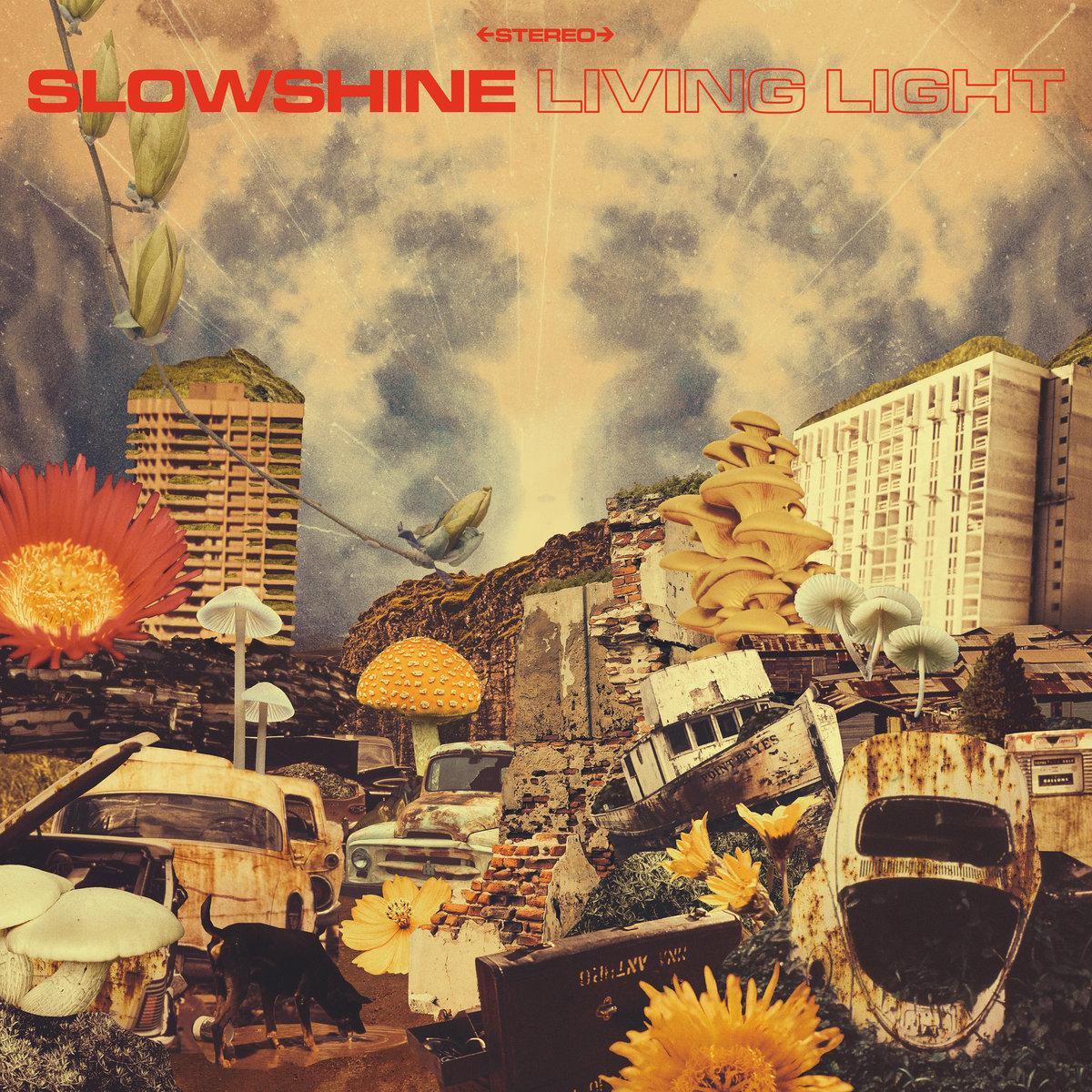Reseña: SLOWSHINE.- 'Livinglight'